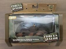 Forces Of Valor 95003 British UK Churchill Infantry Tank With Commander 1/72 New