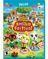 Animal Crossing: Amiibo Festival (Nintendo Wii U, 2015)