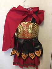 Child Gladiator Warrior Costume Size M/L
