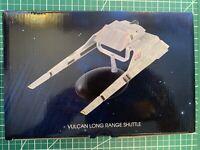 EAGLEMOSS STAR TREK SPECIAL #21  Vulcan Long Range Shuttle Ship w/mag Brand New