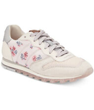 NIB COACH C118 Rose Print Runner Sneakers Shoes Size 8