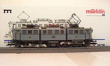 Märklin H0 3528 E-Lok BR E91 102 DRG hellgrau Metallmodell--A71