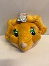 Land Before Time Cera Sarah Dinosaur Triceratops CD DVD Case Holder Vintage 90s