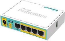Mikrotik ROUTER 5x10/100 + PoE Output hEX PoE Lite RouterOS L4