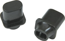 Genuine Fender Telecaster Top Hat Switch Tip Black Set of 2 Tele 0994937000 NEW