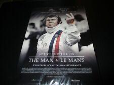 "DVD NEUF ""THE MAN & LE MANS : STEVE McQUEEN MC QUEEN"" documentaire"