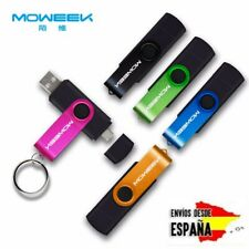MEMORIA USB 2.0 Flash Memory Stick Pen Drive Disk OTG movil y Pc 64gb