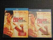 The Bruce Lee Premiere Collection Blu-ray shout factory With Rare Slipcover