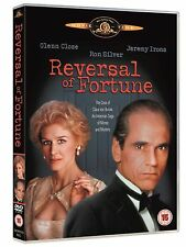 REVERSAL OF FORTUNE GLENN CLOSE JEREMY IRONS RON SILVER MGM UK REGION2 DVD L NEW