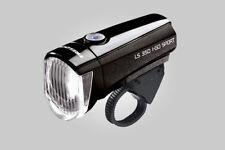 Trelock LS 350 I-GO SPORT fahrrad-frontlampe 15 lux incl. baterías + Soporte