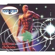 Major T. (Bohlen) Dicky down (1996) [Maxi-CD]