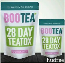 New Bootea 28 Day Teatox Daytime Detox 14 Bedtime Tea Weight Loss Laxative Free