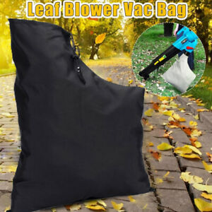 Leaf Blower 420D Oxford Vacuum Bag Waterproof Leaf and Dust Collection Bag