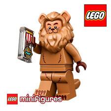 LEGO MINIFIGURE • The Lego Movie 2 Wizard of Oz Leone Codardo N17 71023 NEW