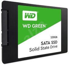 "New Genuine Western Digital Green 3D NAND PC SSD 120GB 2.5"" hard drive disk OEM"
