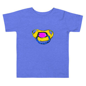 old dummy, Toddler Short Sleeve Tee
