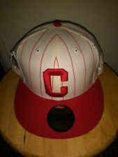 Negro Leagues Hat Pittsburgh Crawfords MLB New Era Cap Unisex 7 1/2 New USA Mens