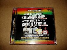 Killamanjaro Meets Saxon Studio / 2 CD / Reggae / Live Soundclash