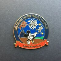 WDW - Continuing the Tradition 2005 Mickey & Tinker Bell Disney Pin 41711