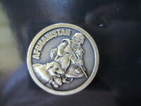 Australian Afghanistan War Soldier & Dog Mate Badge Lapel Pin