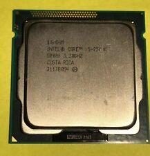 Intel Core i5-2500K 3.3GHz SR008 Quad-Core Processor CPU For Desk Top