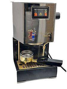 Gaggia Classic Coffee Machine - Gold Colour - 1999
