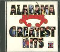 "ALABAMA ""Greatest Hits"" CD-Album"