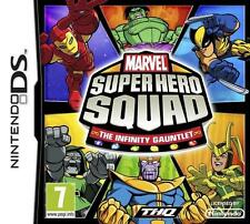 Juego Nintendo DS Marvel Super Hero Squad the Infinity Gauntlet NDS 2783796