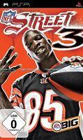 NFL Street 3 - American Football für Sony Psp Neu/Ovp