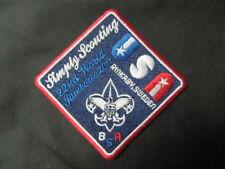 2011 World Jamboree US Contingent Pocket Patch      c1