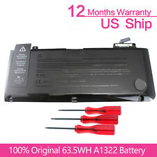 """New listing Genuine Oem A1322 Battery For MacBook Pro 13""""A1278 Mid 2009 2010 2011 2012 New"""