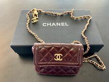 100% Authentic Chanel Classic Mini Bag Chain Belt