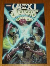 Avengers Vs X-men Vengadores Marvel Emma Frost X-23 9780785165811 de la Academia