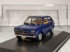 Fiat 127 Blue 1/43 NOREV Very Rare
