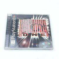 Vintage One (Sony PlayStation 1, 1997) CIB Case Is Broken