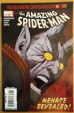 The AMAZING SPIDER-MAN #586 (2009 MARVEL Comics) ~ VF/NM Book