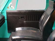 Scalemonkey cubrejuntas door panels Black for rc4wd blazer Body