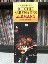 Rainbow-Ritchie Serenades Germany- 10 CD Box Set -Blackmore, Doogie White