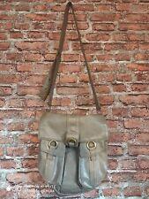 STICKS AND STONES Handtasche Sticksandstones beige-olive Umhängetasche Crossbody