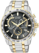 Men's Citizen Chronograph A.T Atomic Watch AT4004-52E