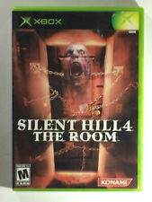 Silent Hill 4: The Room with Manual (Microsoft Xbox, 2004)
