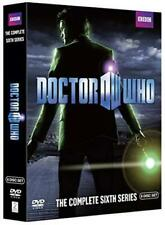 Doctor Who: The Complete Sixth Series - DVD series [BBC TV Show Drama] NEW