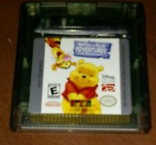 Disney's Winnie the Pooh: Adventures in the 100 Acre Wood (Nintendo Game Boy Co…