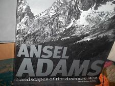 ANSEL ADAMS: Landscapes of the American West by Lauris Morgan-Griffiths, 2008