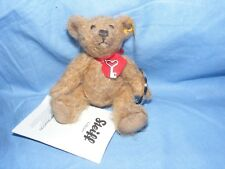 Steiff Keyring Tiny Teddy Jointed Bear Pendant New Gift Present Handbag Charm
