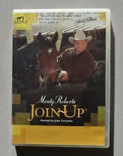 Monty Roberts JOIN UP DVD The Horse Whisperer