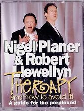 New Therapy & How to Avoid It! AUDIO CASSETTE! Nigel Planer Young Ones Red Dwarf