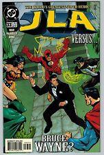 JLA #33 1999 (C6338) DC Comics - Versus Bruce Wayne