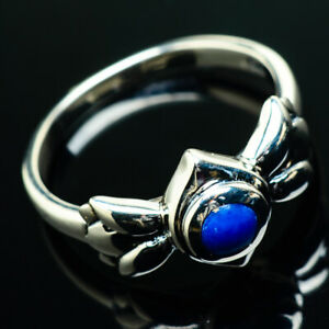 Lapis Lazuli 925 Sterling Silver Ring Size 6.25 Ana Co Jewelry R20279