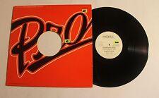 """DISCO FOUR Throwdown 12"""" Profile Rec. PRO-7033 US 1983 VG++ 12C"""
